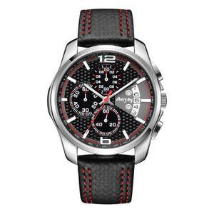 tout neuf 4a0c4 546f6 Sharphy montre homme marque de luxe sport chronographe etanche dateur