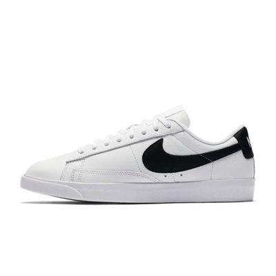 Low Lifestyle Chaussure noir Femme Le Blazer Nike Blanc dtdHwqT
