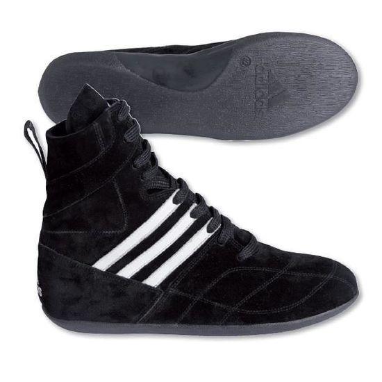 Chaussure Boxe Française Adidas Cuir ADIDAS Achat Vente