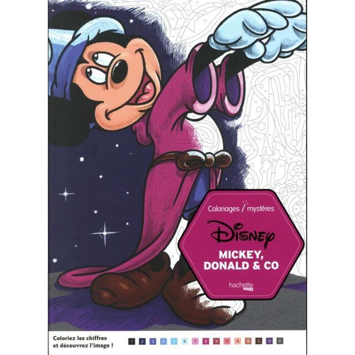 Livre coloriage mickey achat vente pas cher - Livre de coloriage disney ...