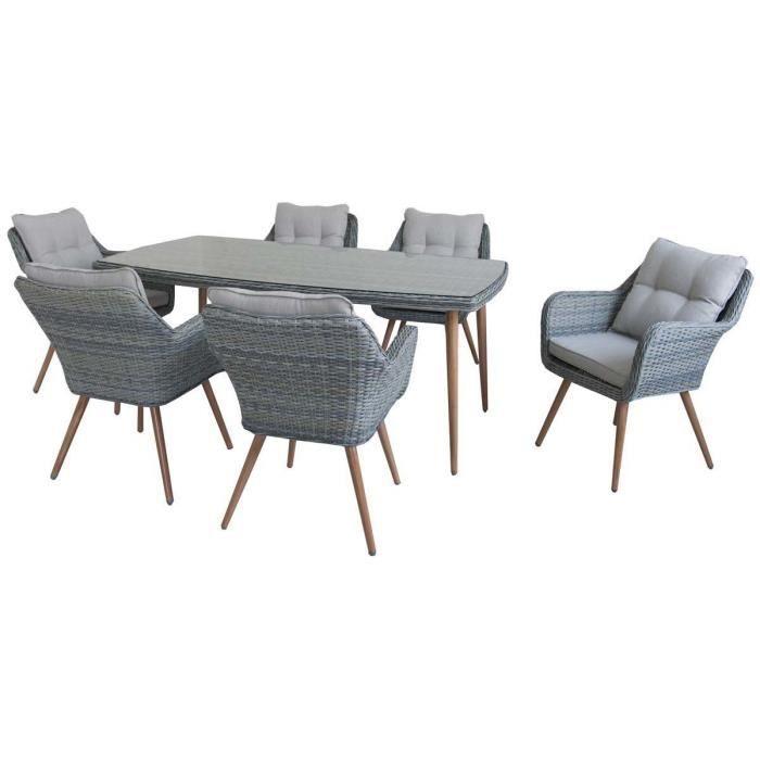 Table salon de jardin sans chaise - Achat / Vente pas cher