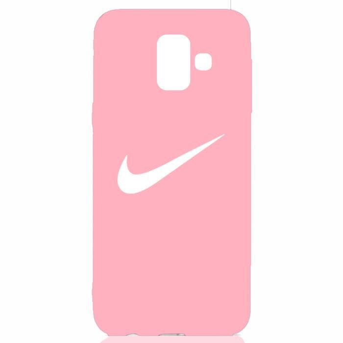 crazy price san francisco look out for Coque Samsung Galaxy A8 2018,NIKE Rose Coque Bumper Housse ...