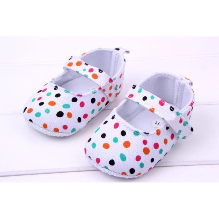 les bébés filles première walkers chaussures white kfZAG6ajij