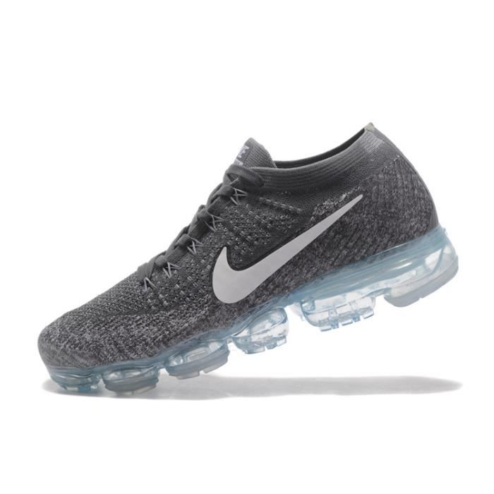 nike air vapormax flyknit homme gris