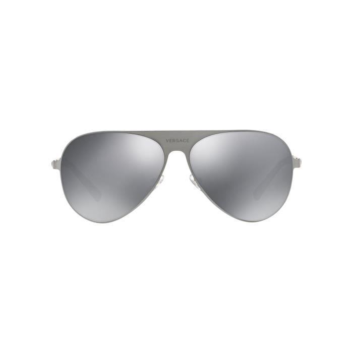 Promotion de ventes pas cher acheter réel Lunettes de soleil Versace VE-2189 -12626G