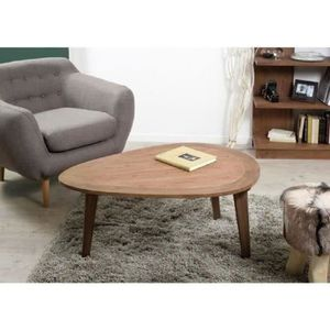 Table basse galet achat vente table basse galet pas for Table basse forme galet