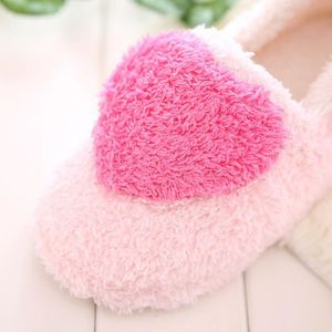 Sidneyki®Belles dames maison plancher doux femmes pantoufles d'intérieur Outsole coton-rembourré chaussures Bleu WE895 447kOBDEWp