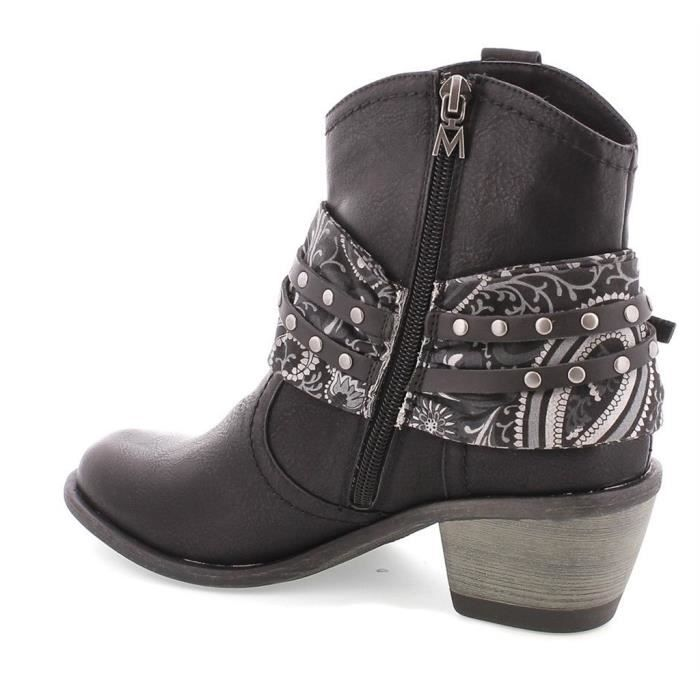 bottines / low boots 61152 femme maria mare 61152