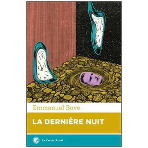 LITTÉRATURE FRANCAISE Livre - la dernière nuit