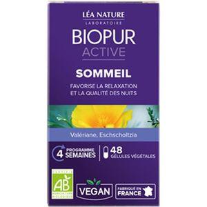 STRESS - SOMMEIL BIOPUR Gélules végétales - Sommeil - 48 gélules