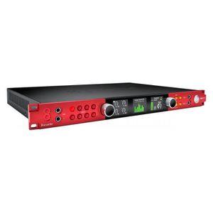 INTERFACE AUDIO - MIDI Focusrite Clarett Red 8Pre - Interface Audio thund