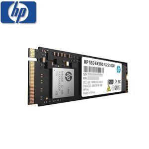 DISQUE DUR SSD HP EX900 M.2 250GB PCIe 3.0 x4 NVMe 3D TLC NAND So