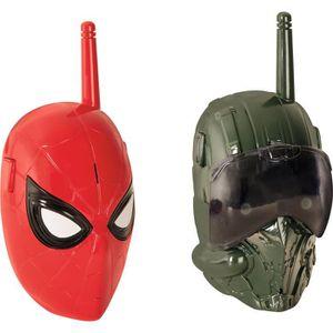 TALKIE-WALKIE JOUET IMC TOYS Talkie-walkie Spider-Man New Movie