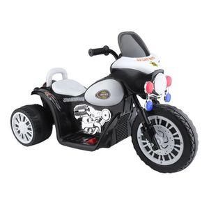 TRACTEUR - CHANTIER Tricycle électrique pour enfants, Véhicule bébé, M