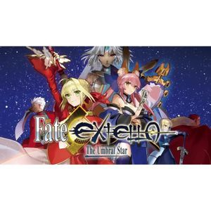 JEU PS4 Fate/Extella: The Umbral Star (PS4) - Import Angla