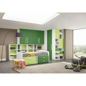CHAMBRE COMPLÈTE  Chambre à coucher complète pour enfant Enzo