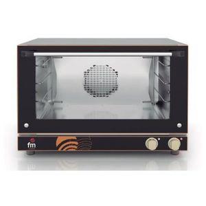 MINI-FOUR - RÔTISSOIRE Four à air pulsé avec humidificateur - L760 x P800
