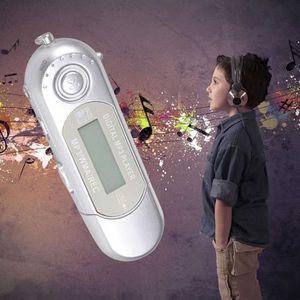 LECTEUR MP3 Vococal ®  lecteur mp3 8G Mini USB Flash Disk écra
