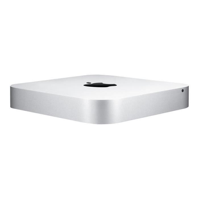 UNITÉ CENTRALE + ÉCRAN Apple Mac mini MBF 1 x Core i5 2.6 GHz RAM 8 Go HD