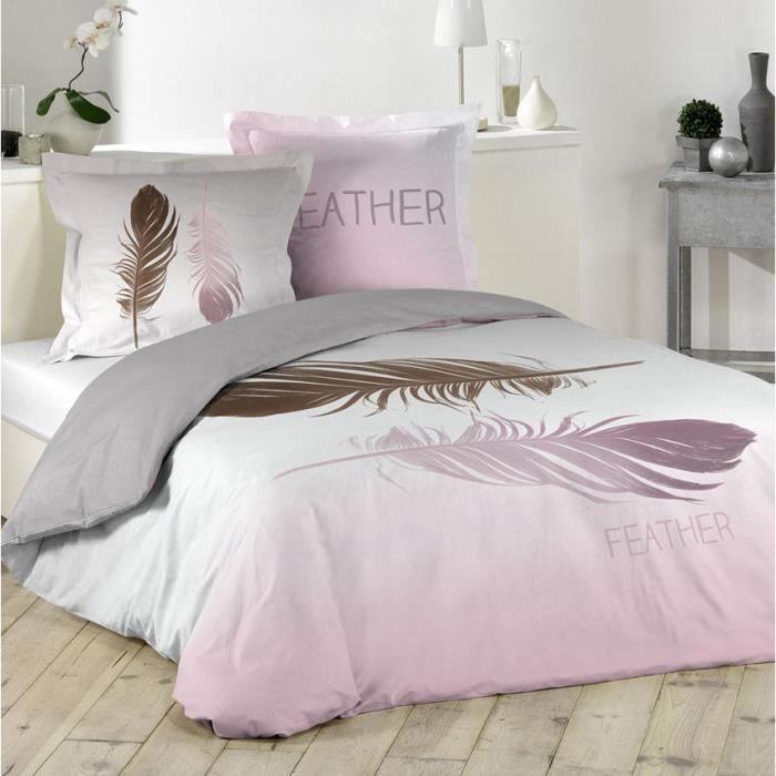 housse de couette avec des plumes achat vente pas cher. Black Bedroom Furniture Sets. Home Design Ideas