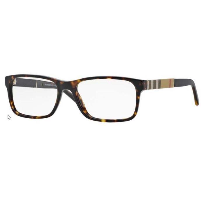 edea979f93 Lunette de vue Burberry 0BE2162 3002 - Achat / Vente lunettes de vue ...