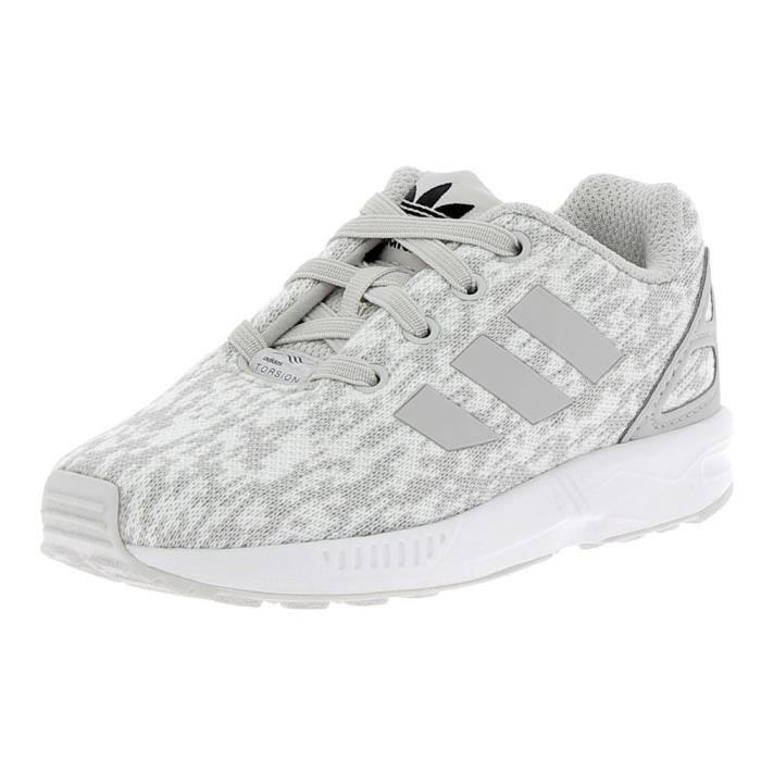 Chaussures Adidas Gris Flux I Sport El De Zx hsrBtCxQd