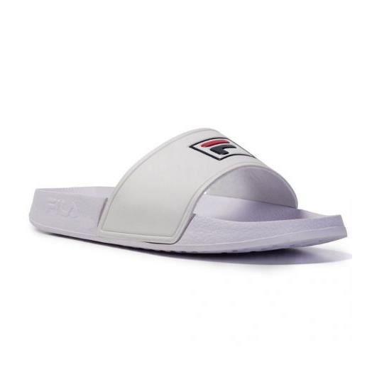 Sandales claquettes patch PALM BEACH