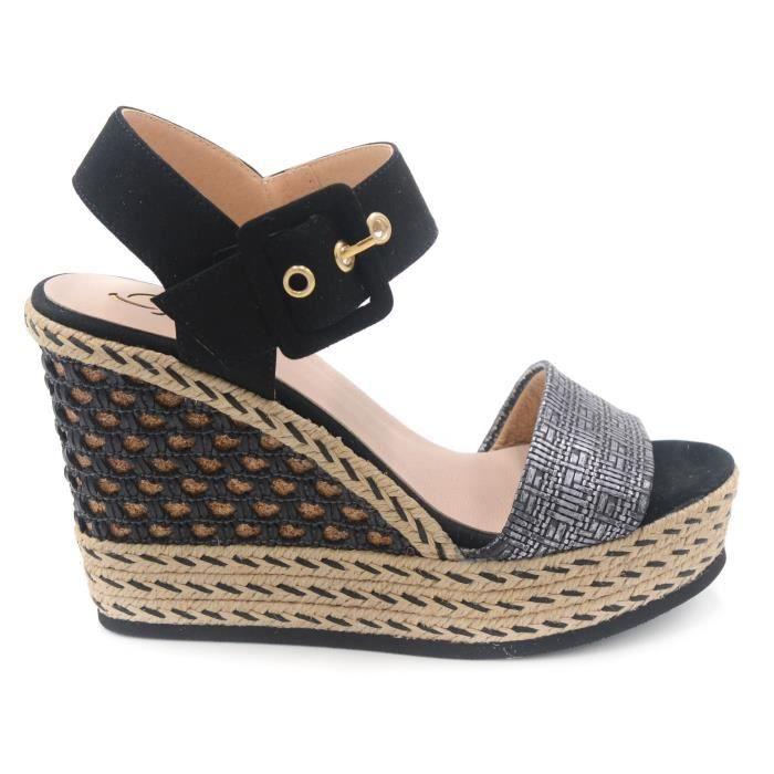 Kanna sandale art.KV7264 noir T. 38