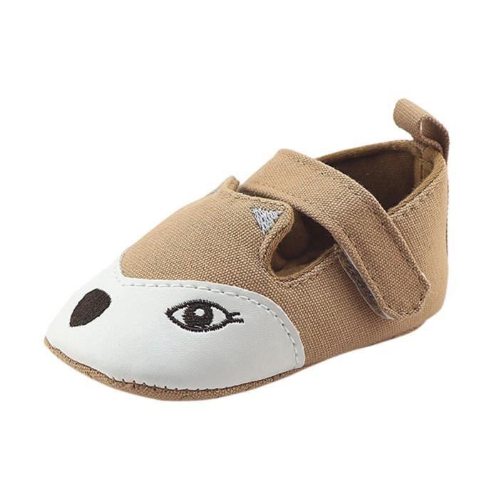 garçons sneakers filles dérapant semelle souple chaussures bébé crèche infantile né à CaféHM BOTTE anti Nouveau nw4qxIAO1