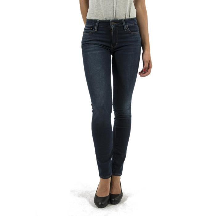 Vente Jeans 712 Soldes Achat Levis Bleu Slim wZw1Xf