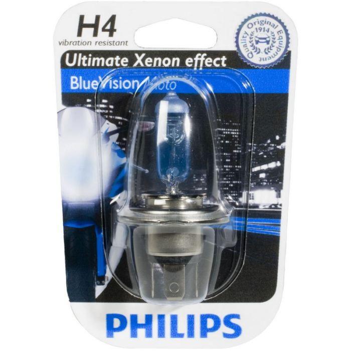ampoule philips bluevision moto achat vente ampoule. Black Bedroom Furniture Sets. Home Design Ideas