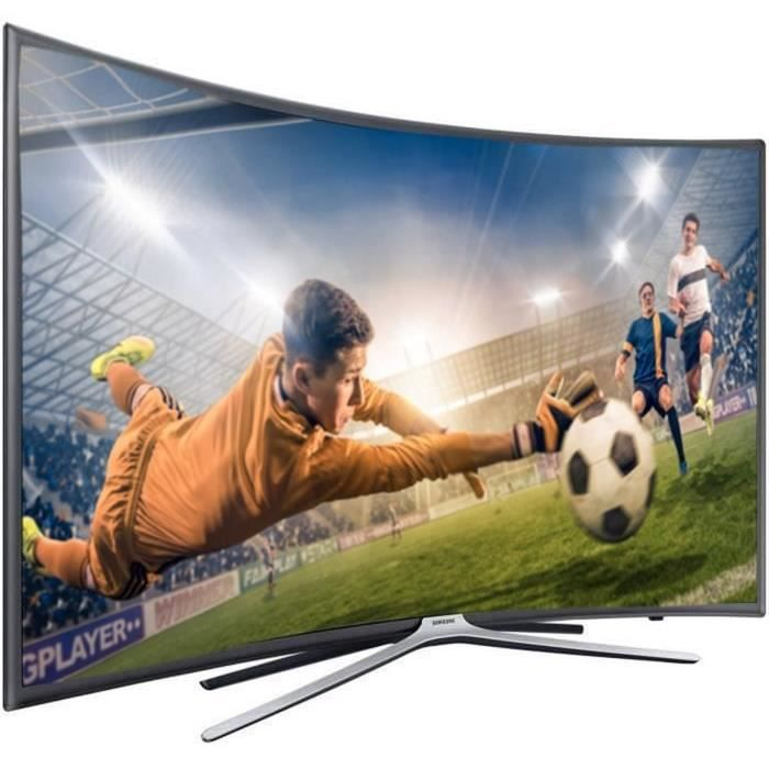samsung ue49m6350a tv led incurv e full hd 123 cm 49 smart tv 3 x hdmi classe. Black Bedroom Furniture Sets. Home Design Ideas
