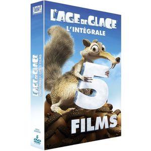 DVD DESSIN ANIMÉ DVD Coffret L'Age de glace - L'intégrale des 5 fil