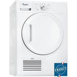 WHIRLPOOL HDLX70313 - S?che-linge ? condensation Pompe ? chaleur 7kg A+ Blanc