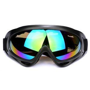 LUNETTES DE SPORT Des lunettes de ski