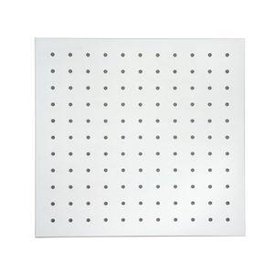 DOUCHETTE - FLEXIBLE ESSEBAGNO Pomme de tête extra plate carrée Inoxa 3