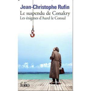 TABOURET DE BAR Livre - les énigmes d'Aurel le consul t.1 ; le sus