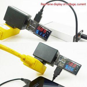 MULTIMÈTRE Testeur électricité et tension USB courant tension