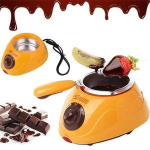 POT À ÉPICES Letouch DIY Chocolat chaud Durable Melting Pot mac