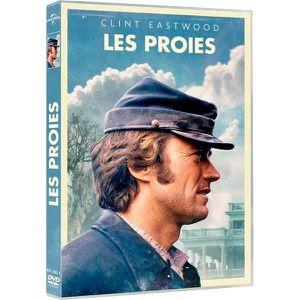 DVD FILM Les proies : Clint Eastwood, Géraldine Page…