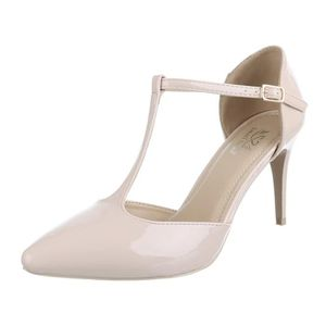 ESCARPIN Chaussures femmes Escarpins Talon haut T-fermoir