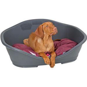CORBEILLE - COUSSIN KERBL Lit PVC Sleepers 3 pour chien - 80,5x55x32cm
