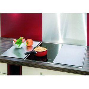 cache plaque de cuisson achat vente cache plaque de cuisson pas cher soldes d s le 27. Black Bedroom Furniture Sets. Home Design Ideas