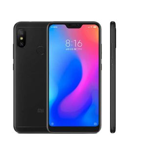SMARTPHONE Xiaomi Mi A2 Lite 32Go noir smartphone Débloqué