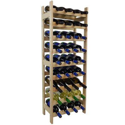 Etagere A Bouteilles De Vin Bacchus Basic Pour 36 Bouteilles Porte