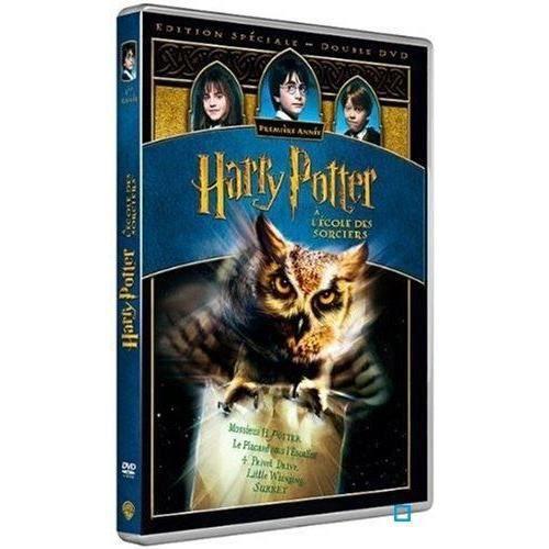 DVD FILM DVD Harry Potter à l'école des sorciers
