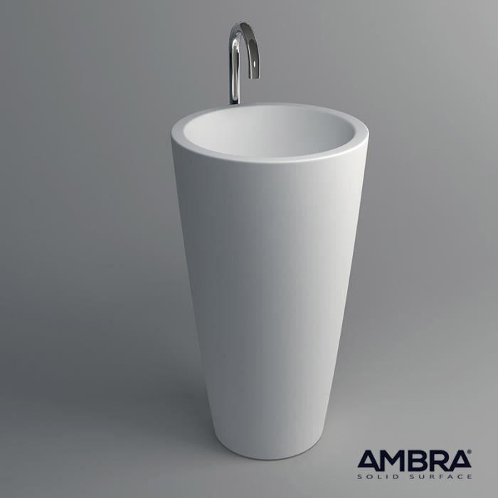 vasque colonne sur pied Cdiscount.com