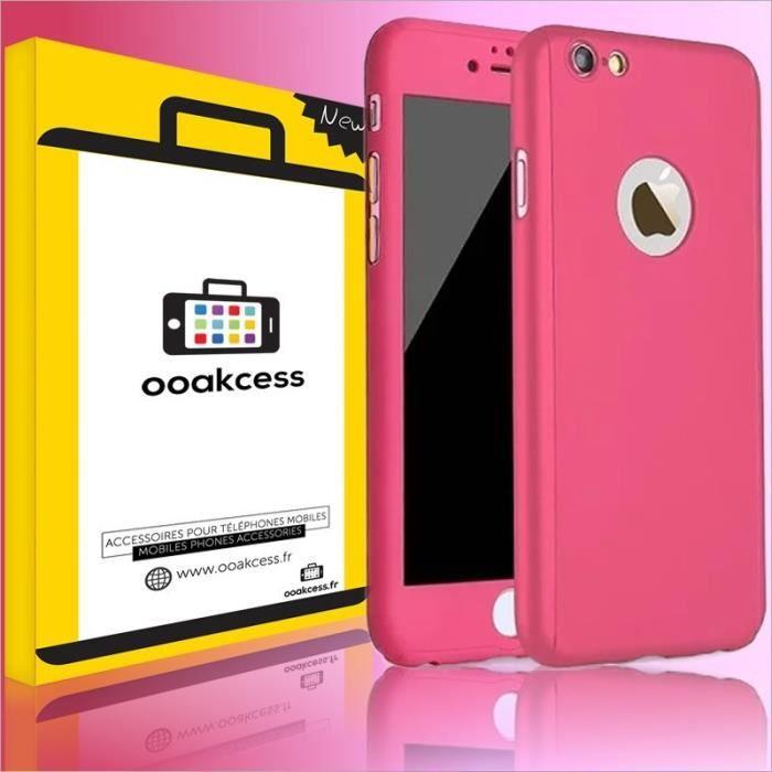 coque iphone 6 rose fushia
