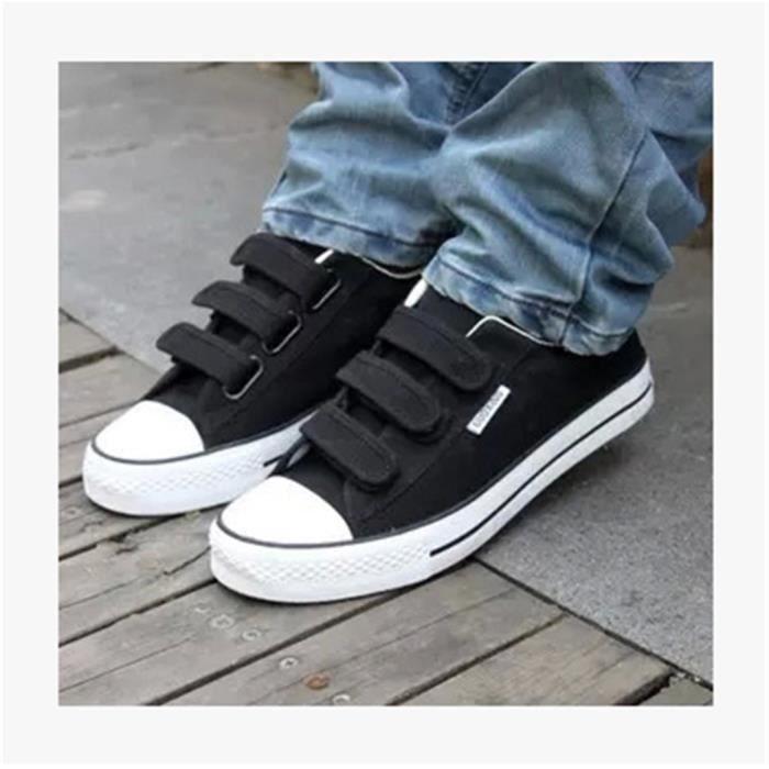 Occasionnels de toile Chaussure Homme Homme Homme toile Chaussure Chaussure Occasionnels de 8aqI6