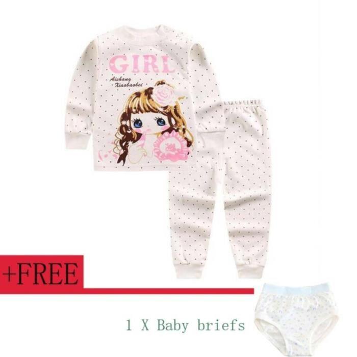 655dc1e8c9 sous-vêtements pour enfants Vêtements pour bébé femme et sous-vêtements  pour bébé